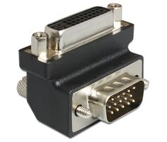 adapter dvi 24+5 pin female to vga 15 pin male 270`