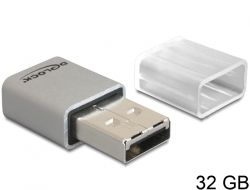 USB 2.0 Minne32 GB, grå