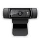 LOGITECH HD Pro Webcam C920 - Verkkokamera - väri - audio - USB