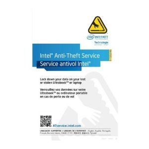 Anti-Theft Sce Activation Card 1Yr FR/EN