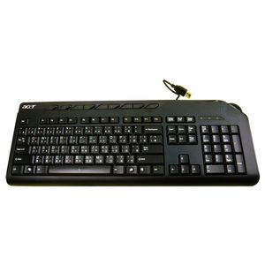 ACER KEYBD.USB.PRT.105KEY (KB.USB0B.050)