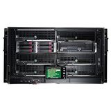 Hewlett Packard Enterprise BLc3000 Platinum Enclosure with 4 AC Power Supplies 6 Fans ROHS 8 IC Lic