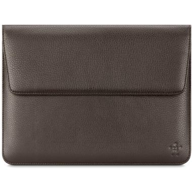 IPAD 3RD COVER PREMIUM LEATHER SLEEVE BLACK                     IN ACCS