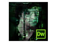Dreamweaver CS6 - 12 - Multiple Platforms - International English - AOO License - 1 USER - 1+ - 0 Months
