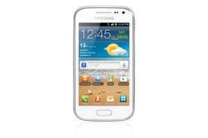 SAMSUNG Galaxy Ace II White
