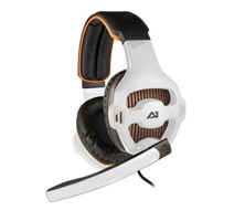 Attitude One Tunguska v7.1 USB Headset - Orange (AH8222)