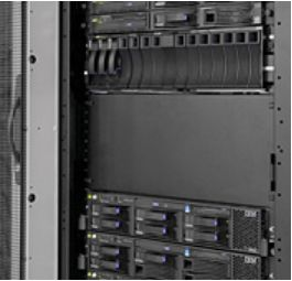 IT Rack RP 42U 800 1200 with Pull