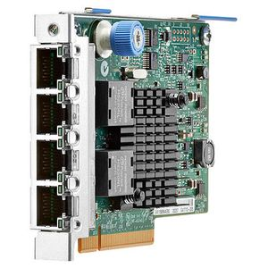 Hewlett Packard Enterprise Ethernet 1Gb 4-port 366FLR
