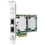 Hewlett Packard Enterprise Ethernet 10Gb 2-port 530T Adapter