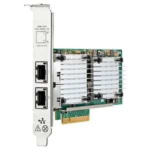 Hewlett Packard Enterprise Ethernet 10Gb 2-port 530T Adapter (656596-B21)