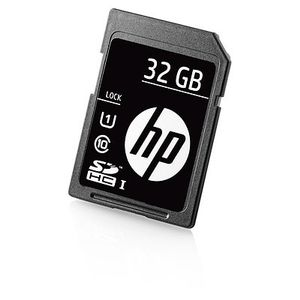 Hewlett Packard Enterprise 32GB SD Mainstream Flash