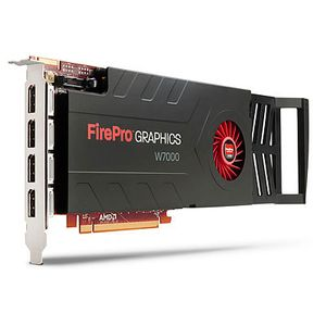 HP AMD FirePro W7000 4