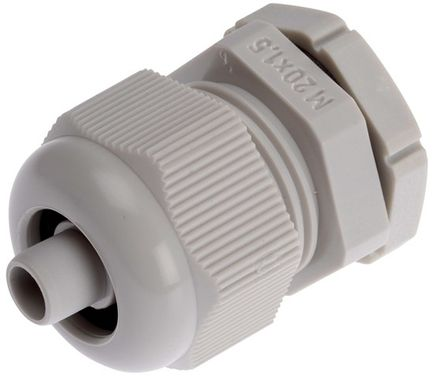 CABLE GLAND M20X1.5 RJ45 5PCS IN CAM