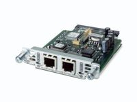 CISCO Two Port Voice Interface Card FXS and DID (OPX Lite FXS) (VIC3-2FXS-E/DID)