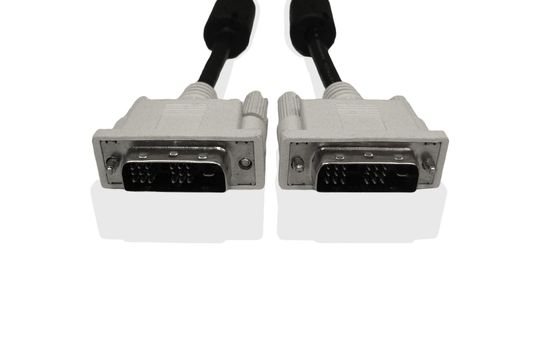 DVI-D TO DVI-D CABLE F-FEEDS