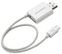 PLANTRONICS SPARE, DUAL CHARGING CABLE, USB AND MICRO USB, WHITE, MOBILE   IN ACCS