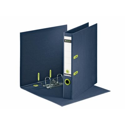 ever arch file recycle 180° A4 50 mm dark blue Leitz