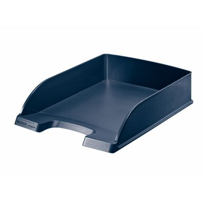 LETTER TRAY LEITZ RECYCLE DARK BLUE