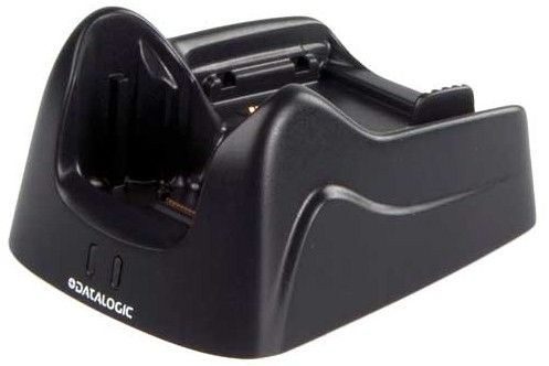 Datalogic Lynx Dock, Single, Desk (RS232/ Micro USB) + Battery, Spare Charging, Power Supply incl.
