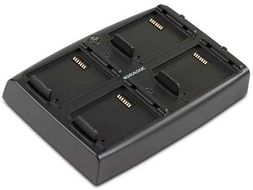 Lynx Battery Charger(4 Slots) standard & high capacity. Power supply incl. order Power cor