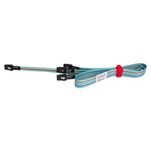 Hewlett Packard Enterprise ekstern mini SAS-kabel 6m