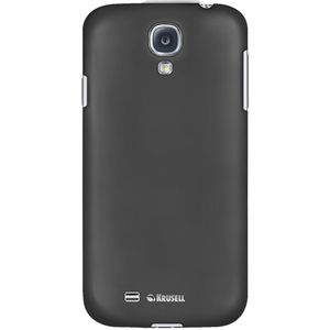 KRUSELL ColorCover Galaxy S4, Black Met. Passer til Samsung Galaxy S4 (89834)
