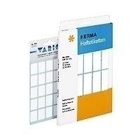 LABELS HERMA WHITE 13X50MM