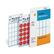 HERMA Self-adhesive labels HERMA multi-purpose,  ø 8mm10 sheets, 1834 (10x540)