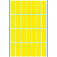 Label 13x40mm yellow Herma (896)