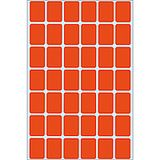 HERMA Label 16x22 red Herma (1344)