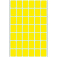 HERMA Label 16x22mm yellow Herma (1344) (2381)