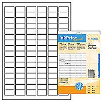 HERMA inkprint, photo quality, label size, 30,5 x 16,9 mm, 2400 labels (25) (8832)