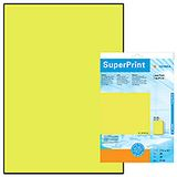 HERMA Label 210x297 fluor yellow Herma (20SH)