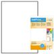 HERMA Label 210x297mm white, 10labels, 10sheets (10SH)