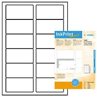 HERMA inkprint, photo quality, label size, 88,9 X 46,6 mm, 1200 labels (100)