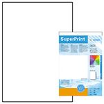 LABELS HERMA LASER 4909 A4 GLOSSY