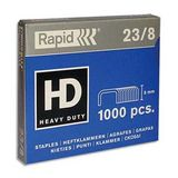 RAPID Staples Standard 23/8 Galv. B/1000