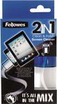 FELLOWES 2 IN 1 SCREEN CLEANER & CLOTH 50ML
