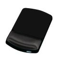 FELLOWES Gel wrist & mousepad - graphite