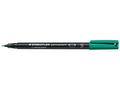 STAEDTLER Marker Lumocolor Perm 0,4mm green