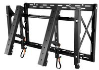 NEC High-end video wall mount with manual front service for single installation of 46 and 55 XUN/ V-/ P-/ XS-Series in a video wall (100013100)