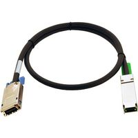 Cbl/True Fabric Optical Hyb CX4-QSFP 30m