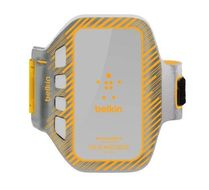 HTC One Easefit Plus Armband - Orange/ Grey