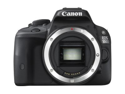 CANON EOS 100D BODY 18MP 1080P 3IN ISO 100-12800 ND (8576B017)