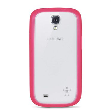 GALAXY S4 VIEW CASE PINK                             IN ACCS