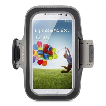 GALAXY S4 SLIM FIT BRACELET BLACK                            IN ACCS