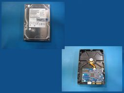 500GB SATA-3 6GB/s SQ hard drive - 7200 rpm