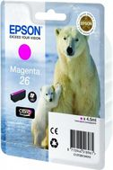 EPSON Ink Cart/ 26Ser Polar Bear Magenta RS (C13T26134020)