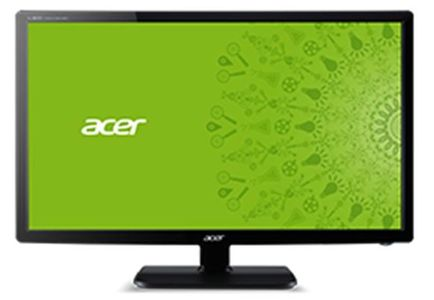 ACER 61,0cm B246HLymdpr  16:9  DVI+DP LED darkgrey lift (UM.FB6EE.011)