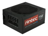 High Current Gamer HCG-750M - Nätaggregat ( intern ) - ATX12V 2.32/ EPS12V 2.92 - 80 PLUS Bronze - AC 100-240 V - 750 Watt - aktive PFC - Europa